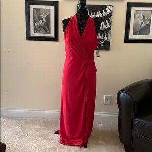 Red Nine West Dress
